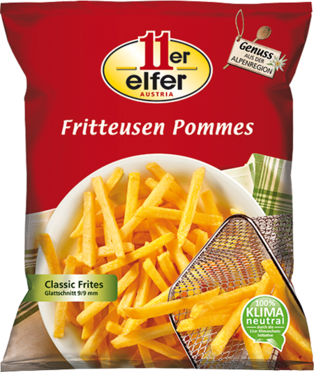 11er Deep-Fry French Fries
