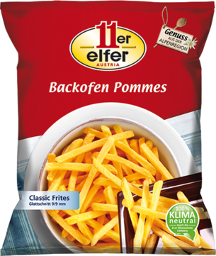 11er Oven French Fries