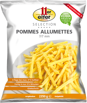 Patate Fritte Allumettes 11er