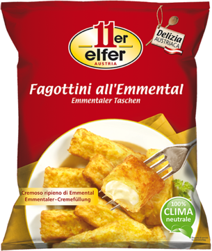 Fagottini all' Emmental 11er