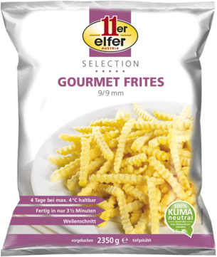 Patate Fritte 11er Gourmet