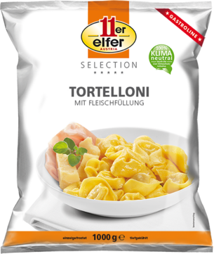 11er Tortelloni with meat