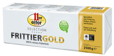 11er Frittier Gold non-hydrogenated cooking fat